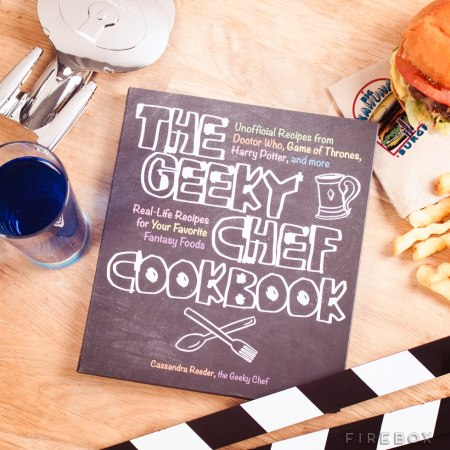 geeky cookbook