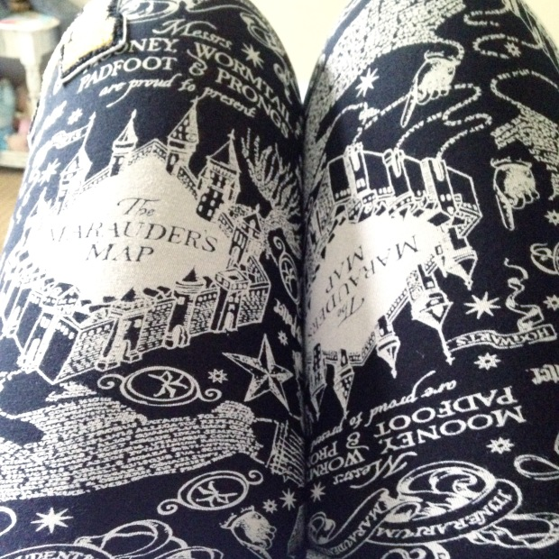 harry potter pyjamas primark
