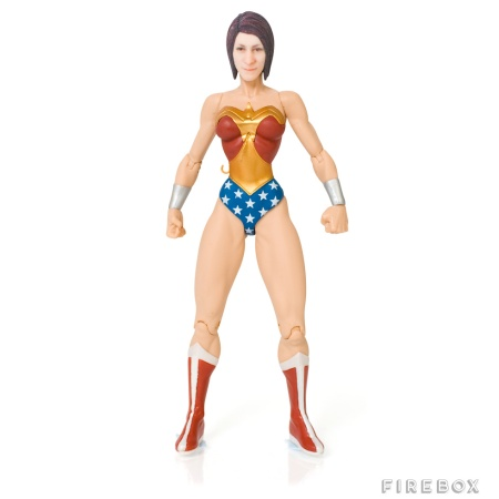 personalised action figure