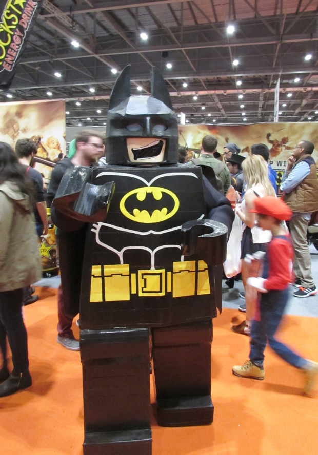 LEGO Batman cosplay