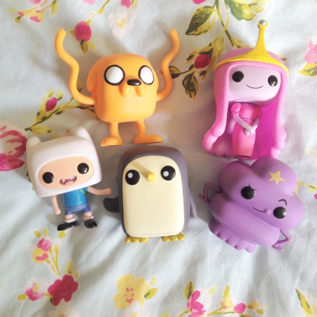 Adventure Time Funko Pop collection