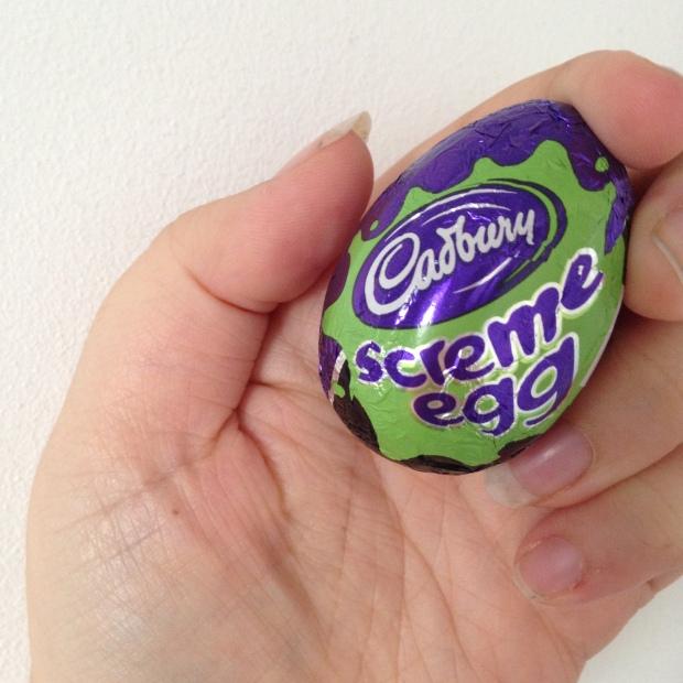 screme egg