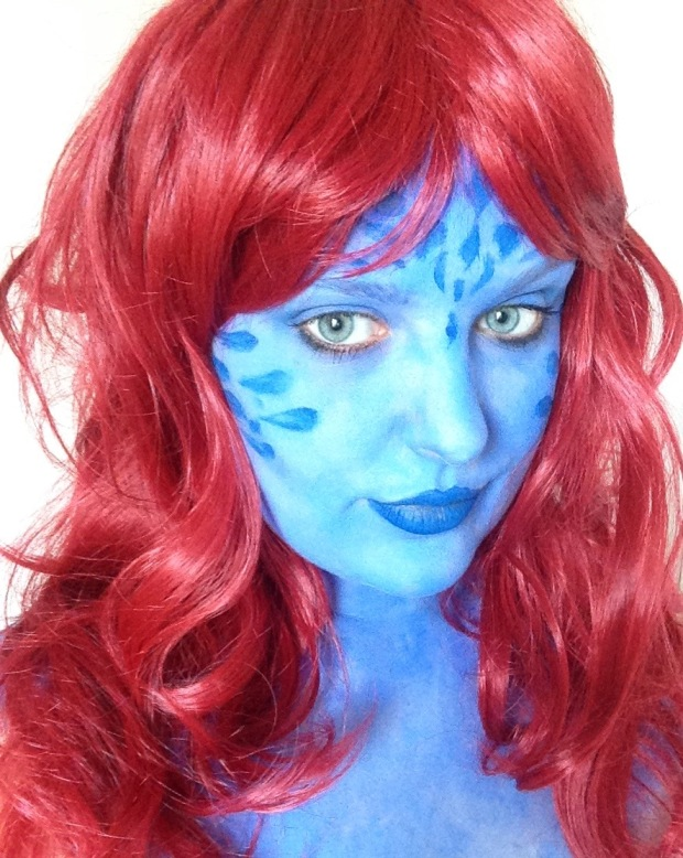mystique make up 2