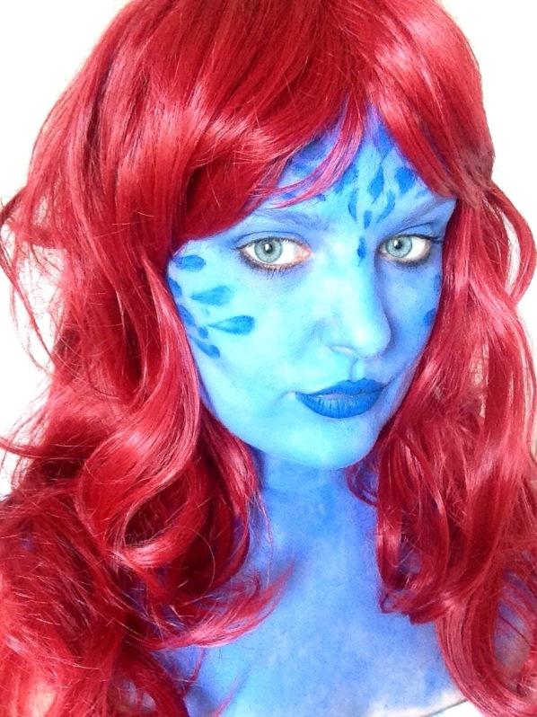 mystique make up