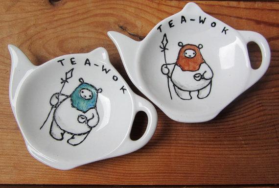 tea wok