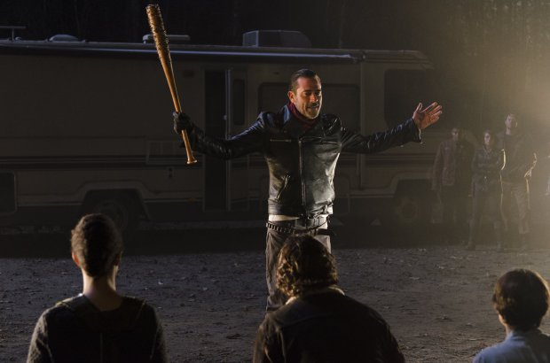 negan walking dead finale