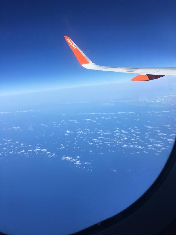 easyjet flight review