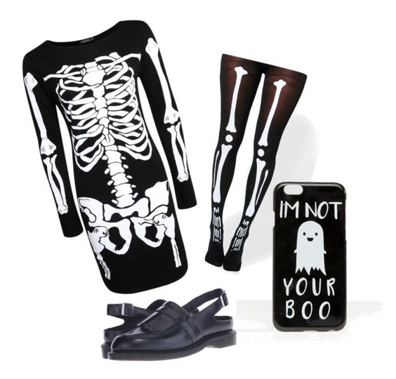 skeleton-look